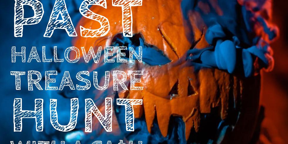 Souls of Searchers Past Halloween Treasure Hunt