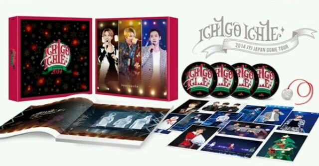 《一期一會》| 日本巡迴 演唱會 | DVD