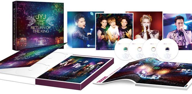 《THE RETURN OF THE KING》| 亞洲巡迴 演唱會 | DVD