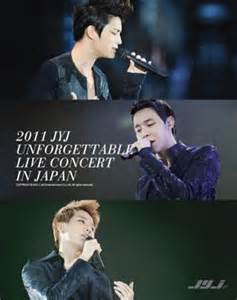 《UNFORGETTABLE LIVE CONCERT》| 日本 演唱會 | DVD