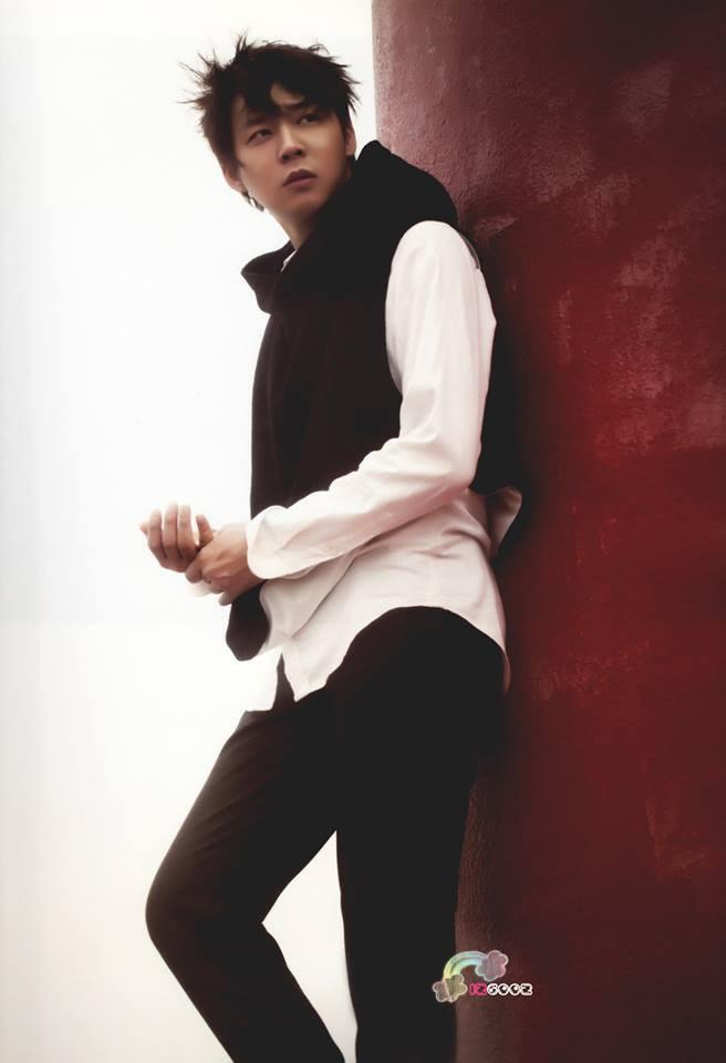 《The JYJ Magazine - Vol.4》| Yuchun