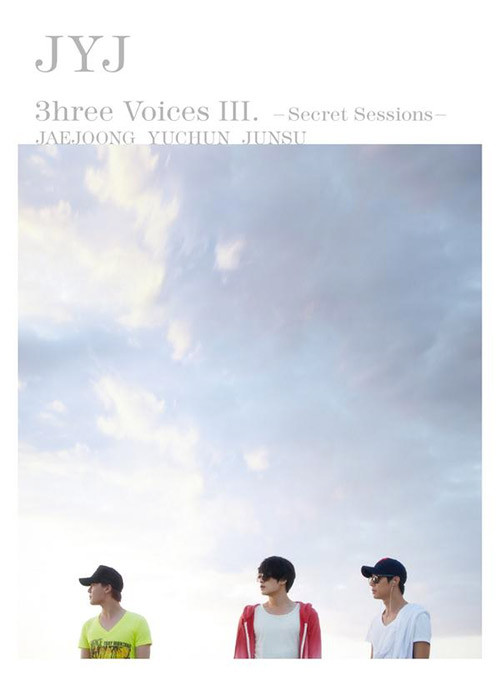 《3hree Voices III - Secret Sessions》 | DVD