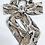 Thumbnail: snake skin tied scrunchie