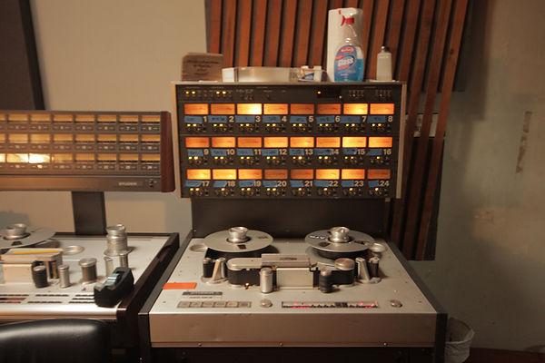 Studer A800 Studer 827 tape machine