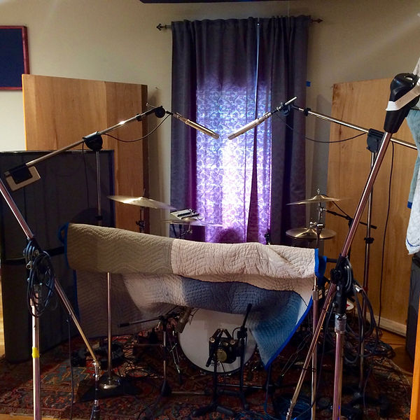 mission sound drum mics
