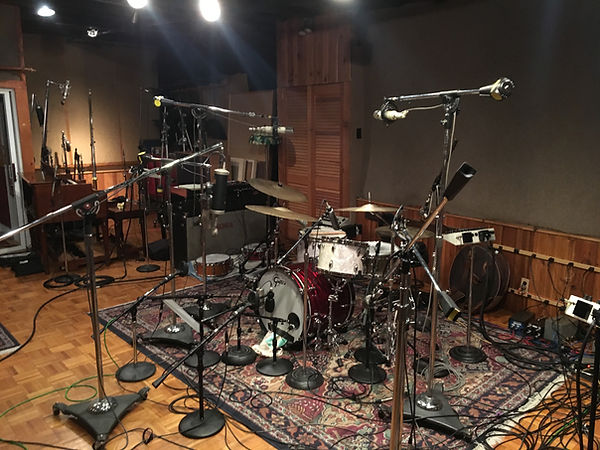 Sear sound drum mics