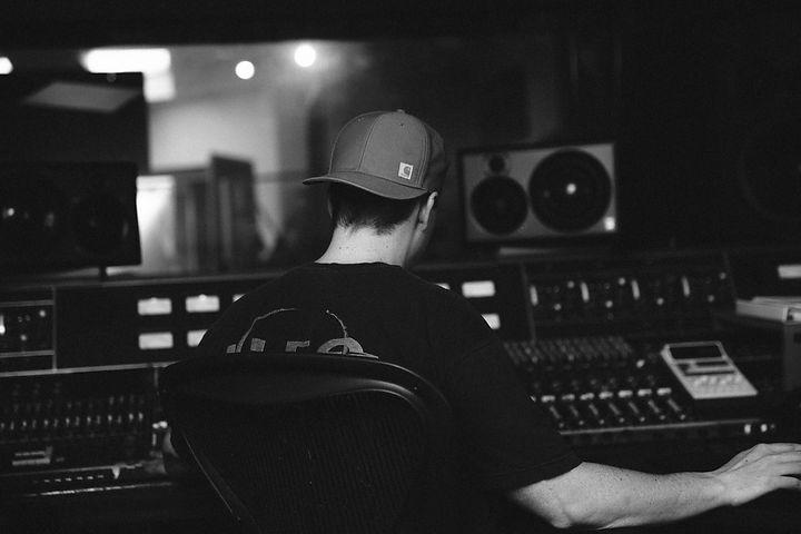 Jordan Copeland @ Mission Sound - March