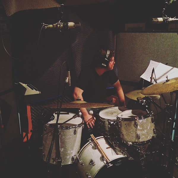 telefunken elam 251 drum mics