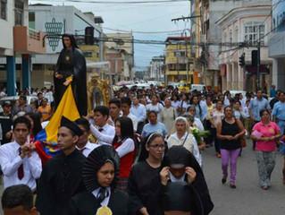 PASAJE VIVIÓ LA PRESENCIA DE LA VIRGEN MARIANA DE JESÚS