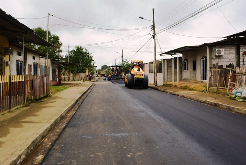 0001 ASFALTADO DE CALLES EN BUENAVISTA