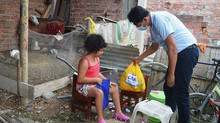 Más de 3mil kits de alimentos a grupos de atención prioritaria