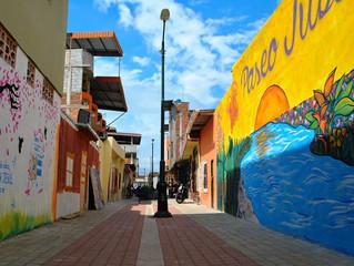 Regeneración callejón La González