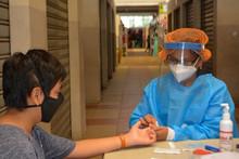 GAD Pasaje continua con campaña aplicación para pruebas rápidas covid 19.