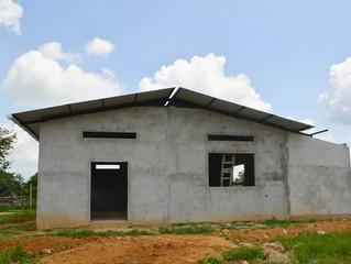 Alcaldía de Pasaje gestiona la construcción de casa comunal en lotización San Pedro.