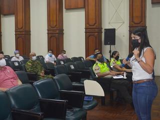 COE Pasaje resolvió semaforización roja por falta de capacidad hospitalaria.