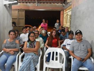 ROSITA 2 POSESIONÓ MIEMBROS DE LA JUNTA ELECTORAL