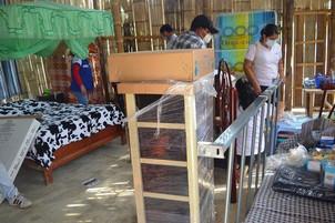 Kits de ayuda humanitaria a personas con discapacidad