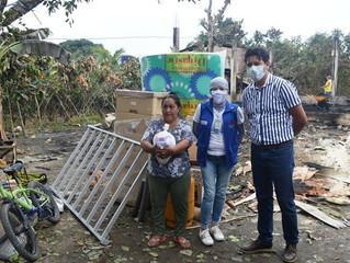 Ayudas humanitarias para personas vulnerables