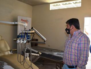 Equipos hospitalarias para Unidad de Salud Aserrío