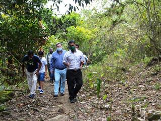Alcalde coordinó gestión con moradores de Porotillo
