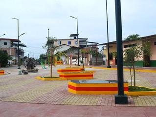 Alcaldía entregará regeneración de parque Velasco Ibarra