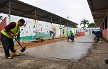 Mejoramiento de infraestructura en Esc. Aurelio Prieto Muelas