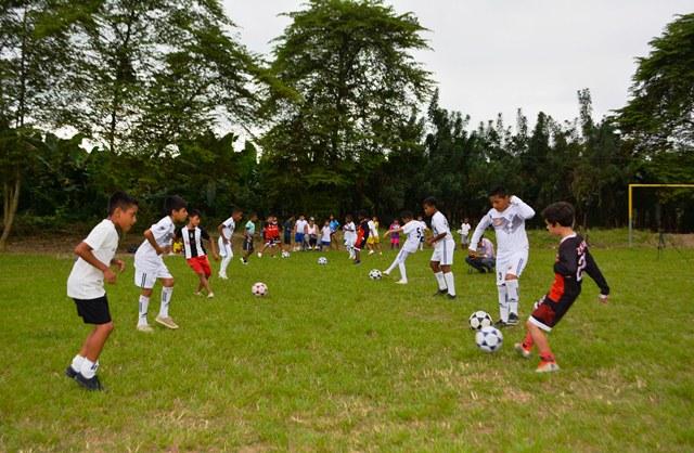 Escuela municipal de Buenavista