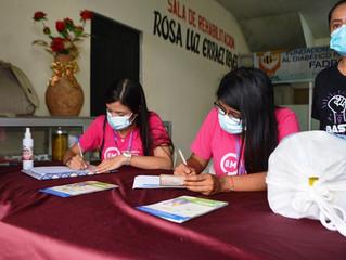 Alcaldía recibió kits de alimentos y aseo
