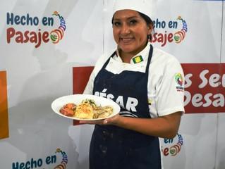 "Clausura de cocina ""Gourmet en Casa"""