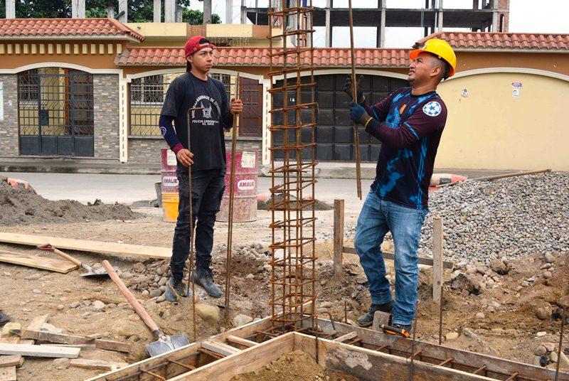 Construccion de la columnas
