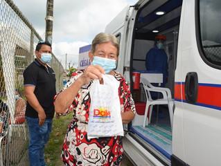 Fundación DALE y alcaldía de Pasaje realizaron brigada médica en sitio Palenque.
