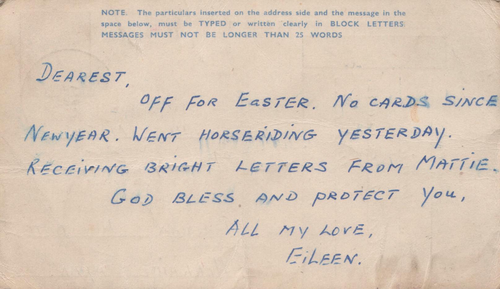 1945.03.26 Eileen