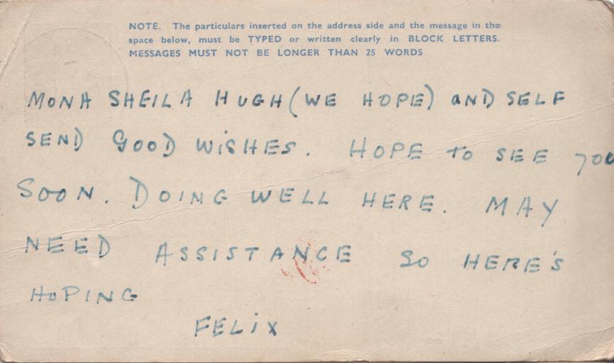 1944.04.11. Felix O'Kane