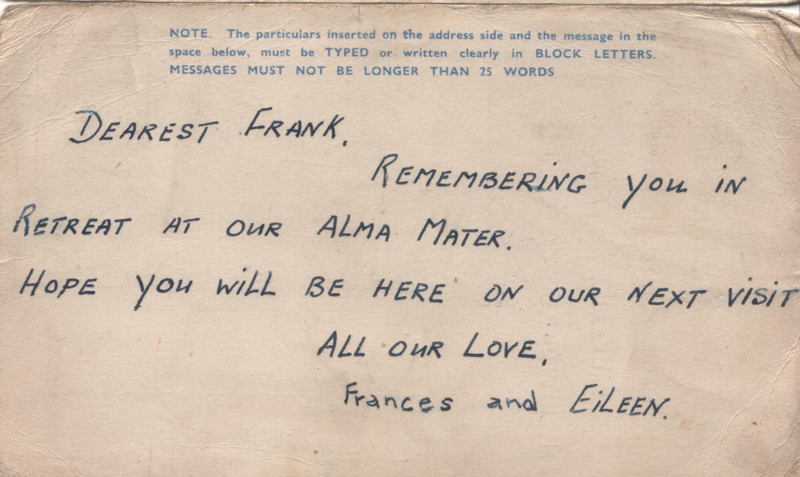 1944.07.02. Frances & Eileen