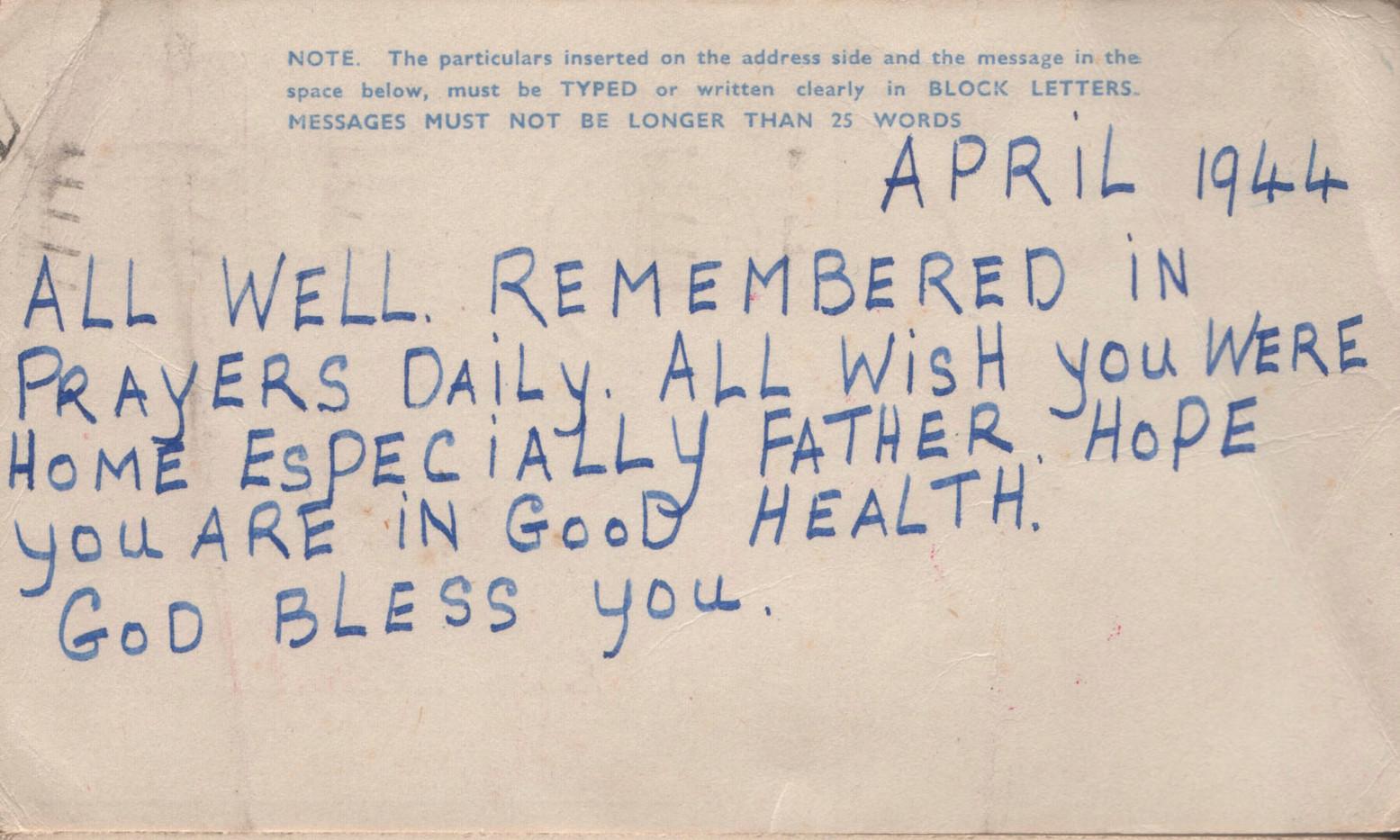 1944.04.27. Sr M Austin