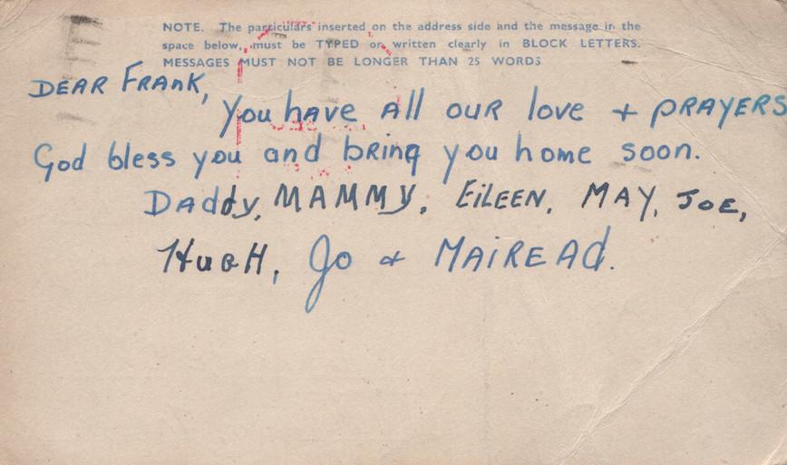 1944.04.08. O'Kane Family