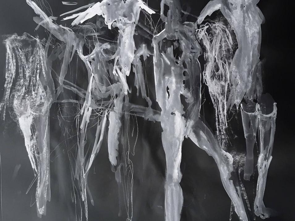 Texture Tape 008 - Wet Hands