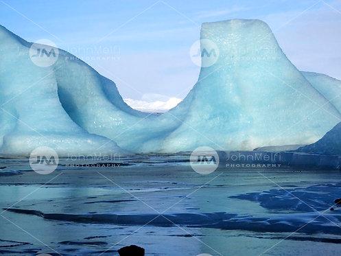 Blue Ice Mountains