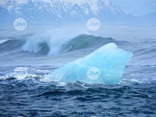 Ice wave Riding