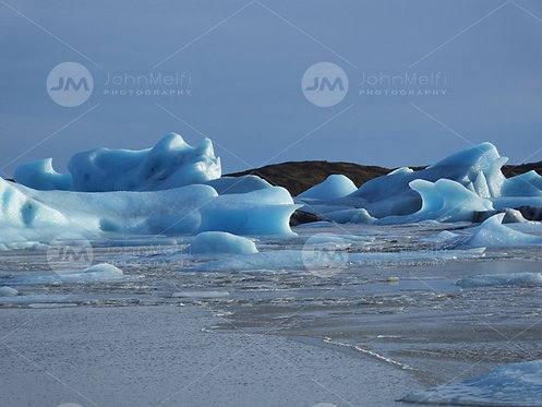 Fanciful Icebergs