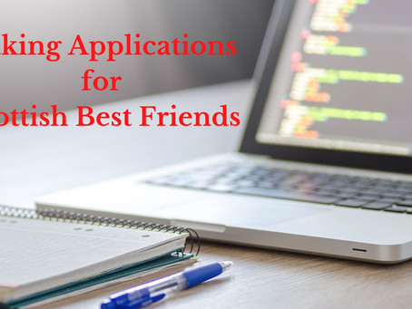 Taking Applications for Scottish Best Friends | The Weekly Geek 52