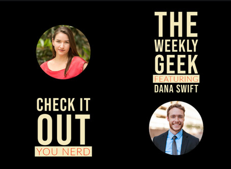 Author Interview - Dana Swift | The Weekly Geek