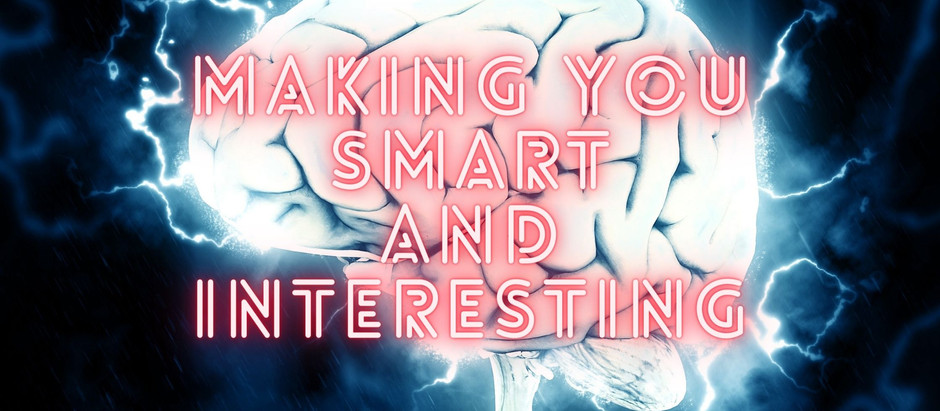 Making You Smart and Interesting | The Weekly Geek 51