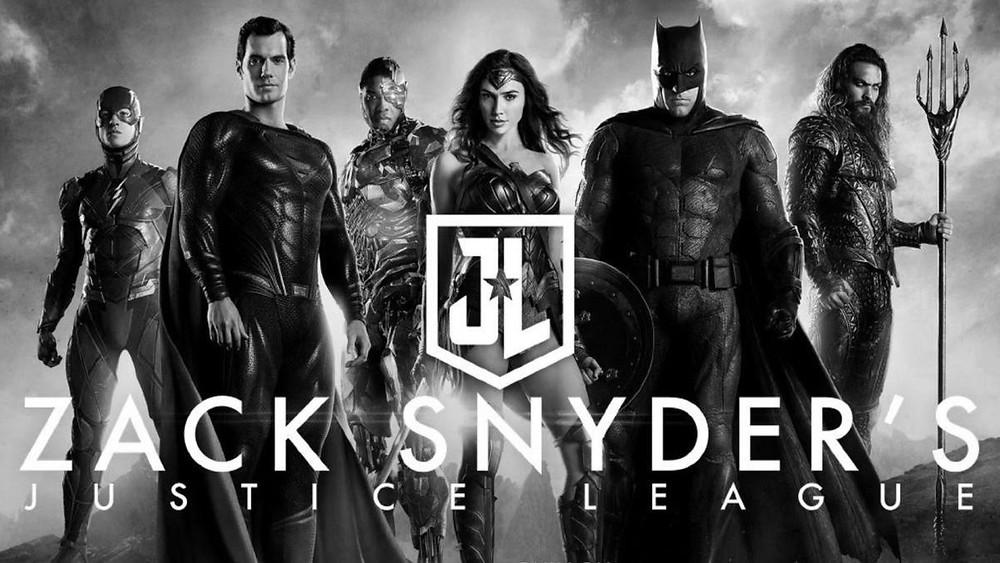 Zack Snyder's Justice League Teaser