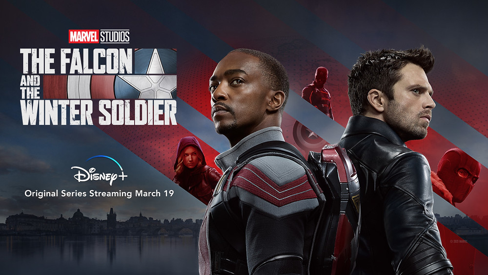 The Falcon and the Winter Soldier Teaser