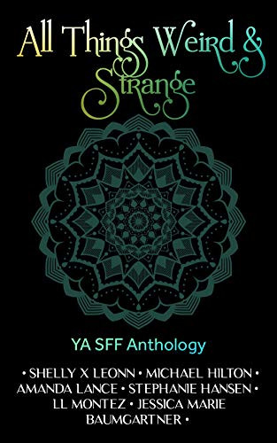 All Things Strange and Weird Cover