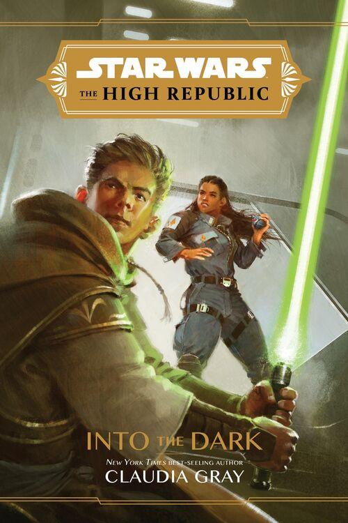 The High Republic: Into the Dark Cover