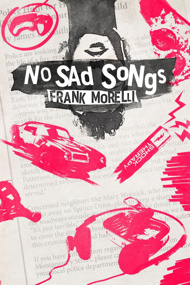 No Sad Songs by Frank Morelli Cover