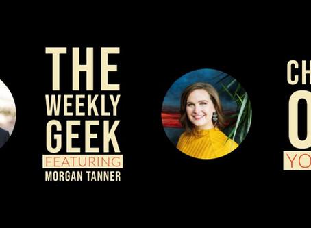Artist Interview - Morgan Tanner | The Weekly Geek
