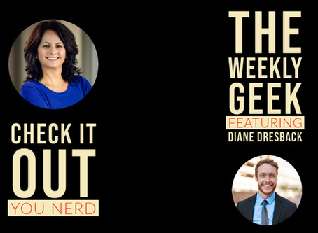 Director Interview - Diane Dresback | The Weekly Geek